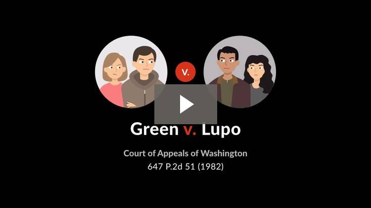 Green v. Lupo