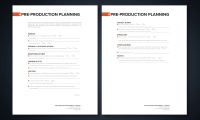 Thumbnail for Pre Production / Pre-Production Checklist