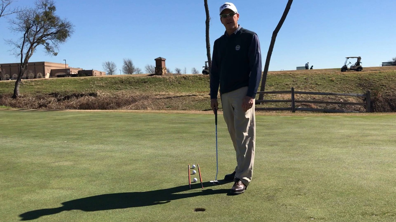 Putting Drill To Sink More Putts