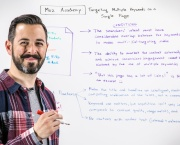 Targeting Multiple Keywords on a Single Page - Moz Academy