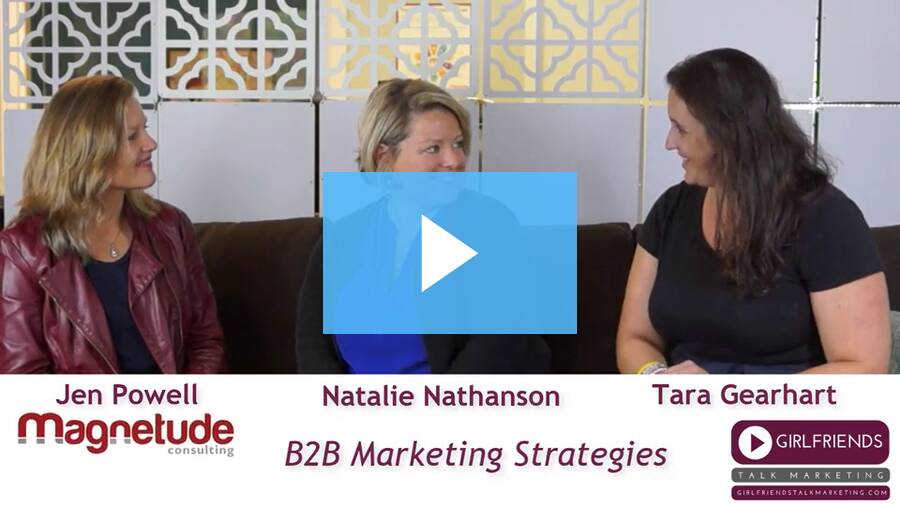 Natalie Nathanson B2B Marketing Strategies