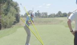 PGA Tour Player Jason Day Swing Analysis