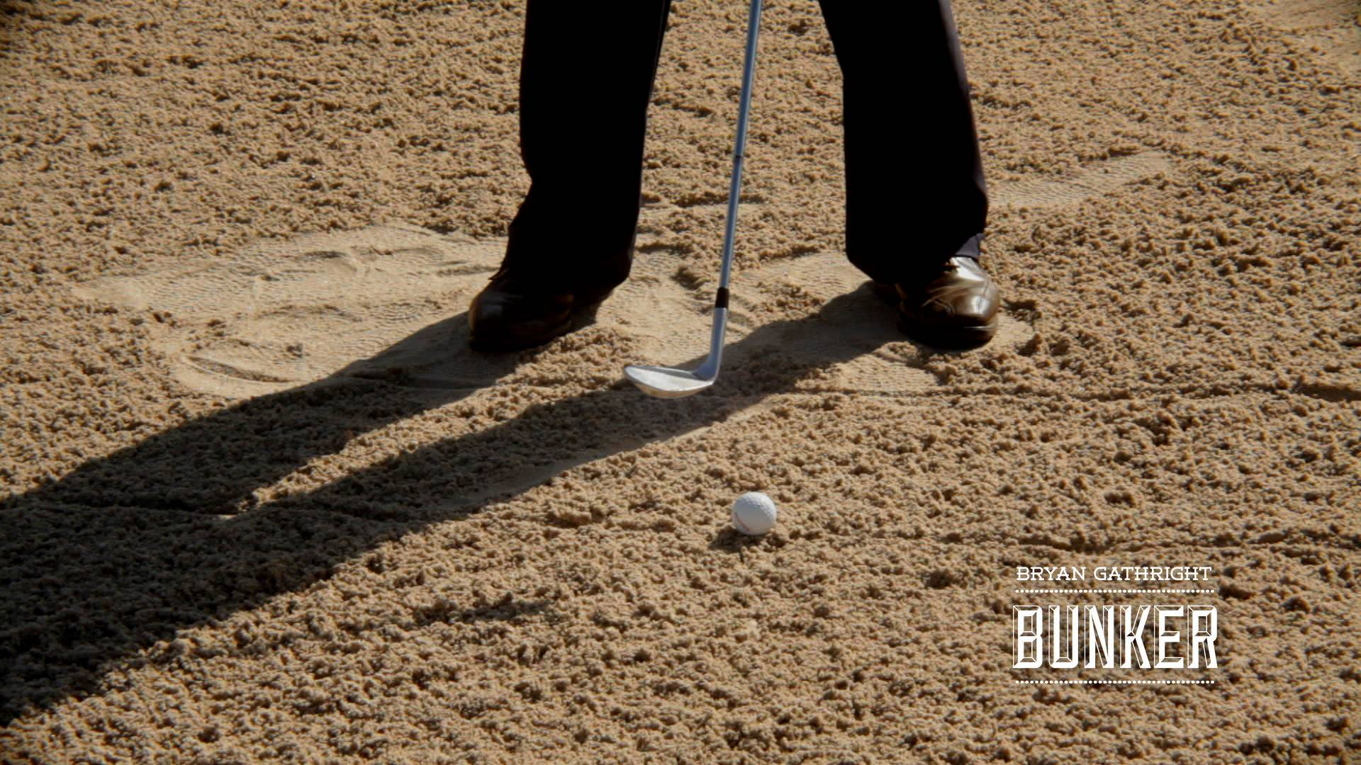 Bunkers: Greenside Bunker Shots
