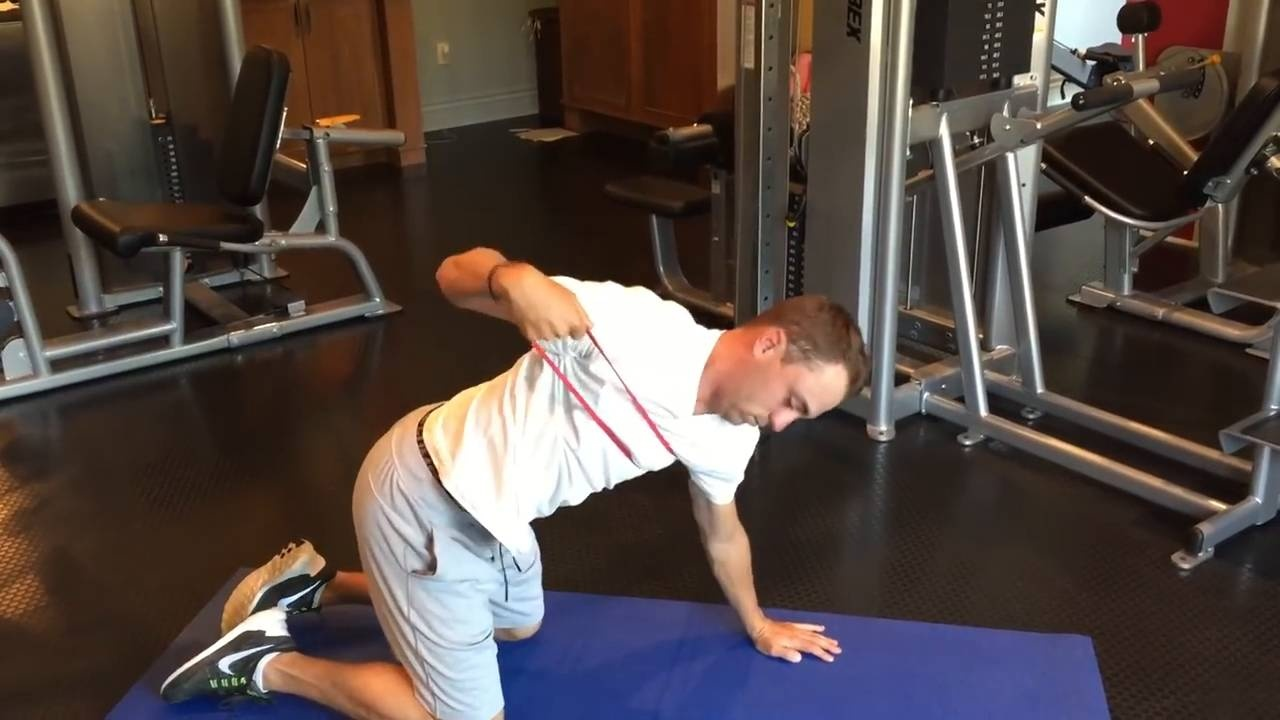 Activate These Muscles To Help Your Golf Game