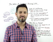 Moz Academy - The Value of Seeking and Earning Links
