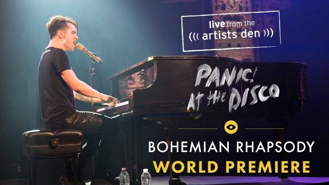 Artists Den: Panic! at the Disco -