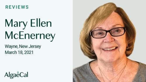 Testimonial thumbnail portrait of Mary Ellen McEnerney