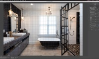 Thumbnail for Retouching / Master Bath-Photoshop Compositing