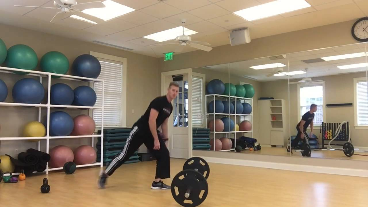 Deadlifts for Golfers
