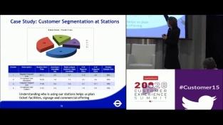 TfL: Leveraging data to delight, segment, and change customer behaviour