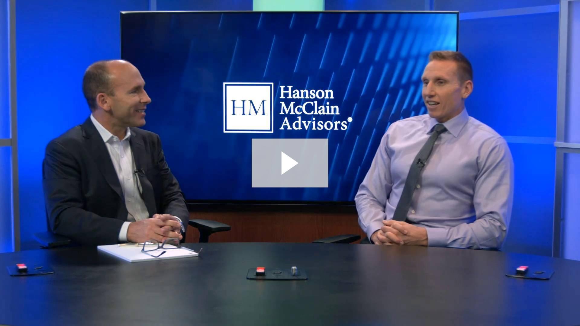 Hanson McClain Q1 2017 Market Update Webcast