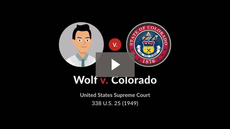 Wolf v. Colorado