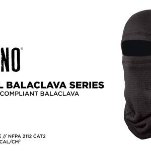 Ergodyne Product Video - N-Ferno<sup>®</sup> 6847 FR Balaclava Face Mask - Dual Compliant, NFPA 70E / NFPA 2112