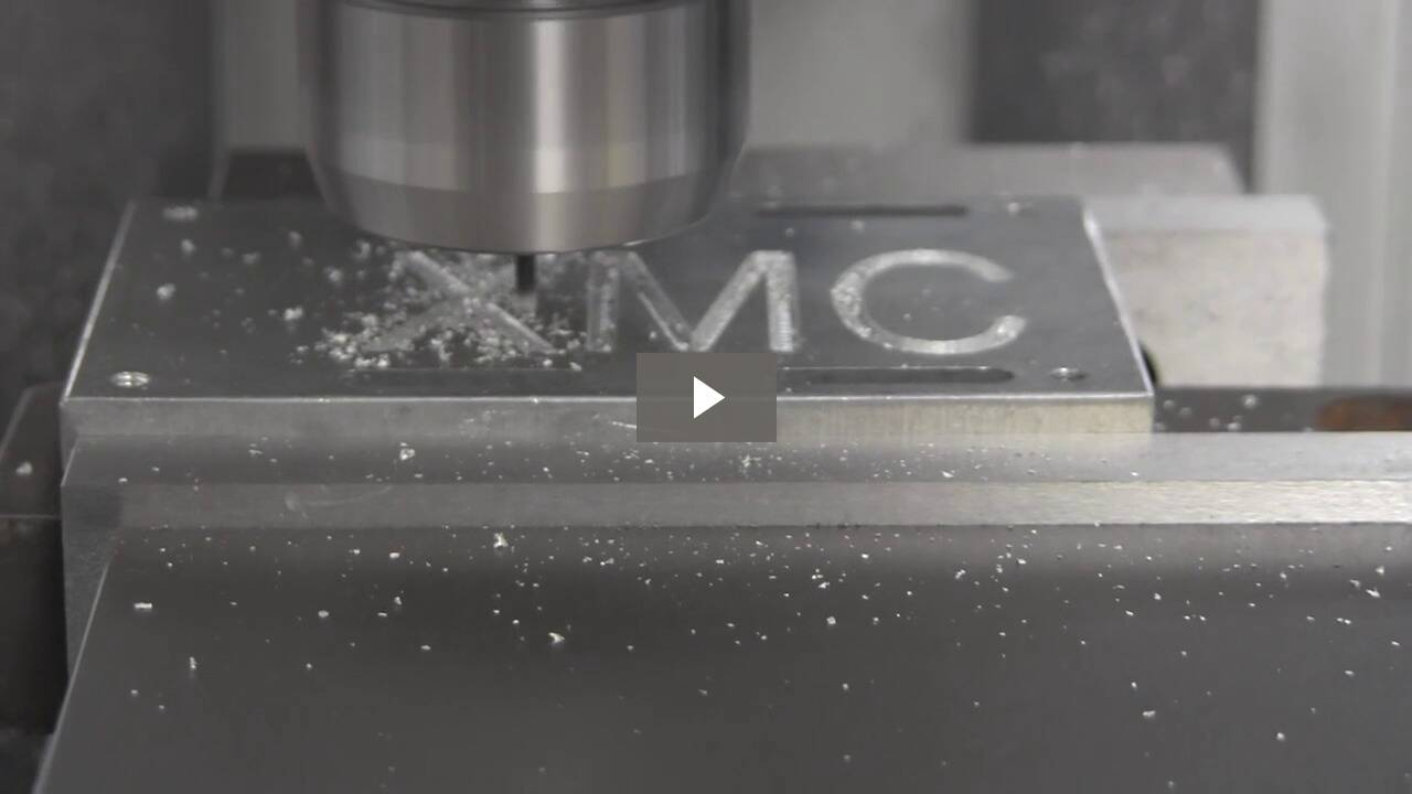 cnc milling mahcine