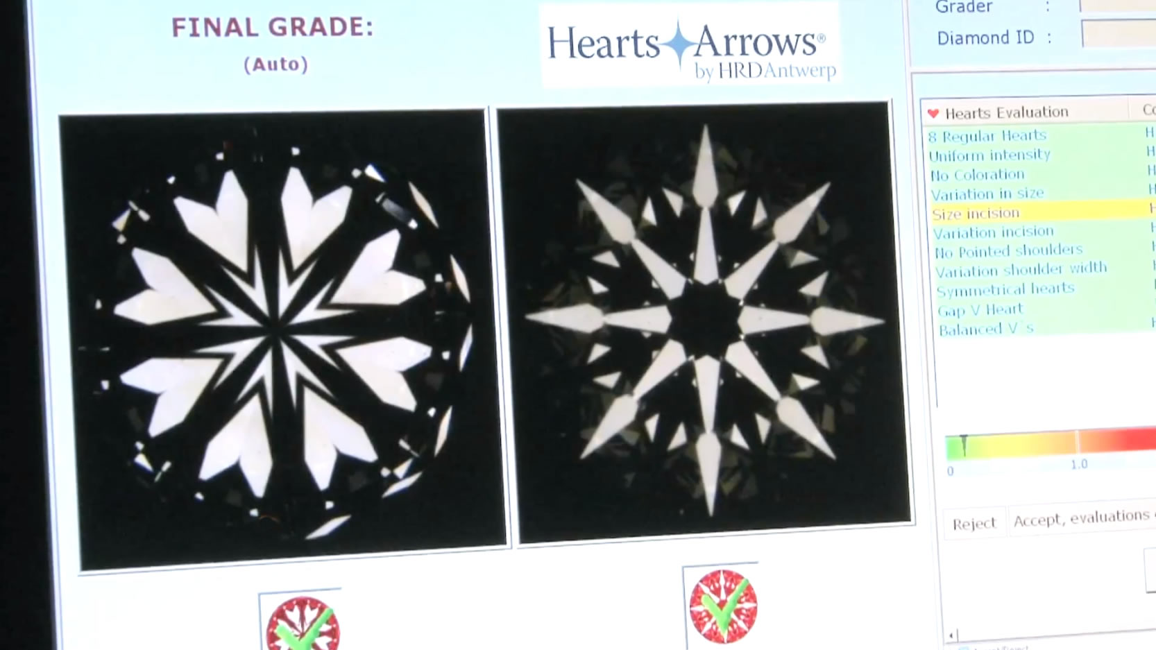 Hearts and Arrows, what is it?