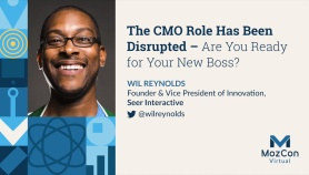 The CMO Role Has Been Disrupted – Are You Ready for Your New Boss?