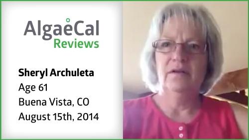 Testimonial thumbnail portrait of Sheryl Archuleta