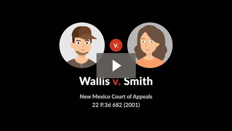 Wallis v. Smith