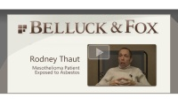 Mesothelioma Patient RodneyThaut
