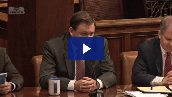 2/20/20 – Budget Hearing Q&A: State System of Higher Education