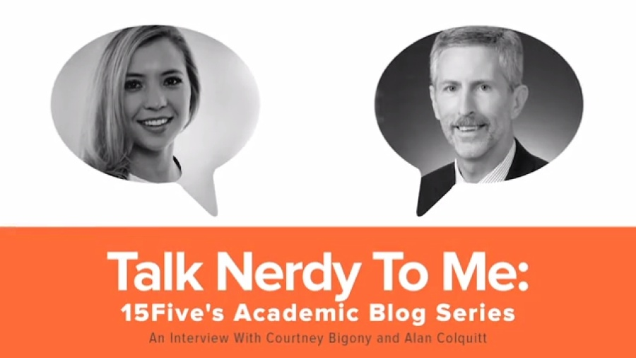 15Five Talk Nerdy To Me ft. Alan Colquitt