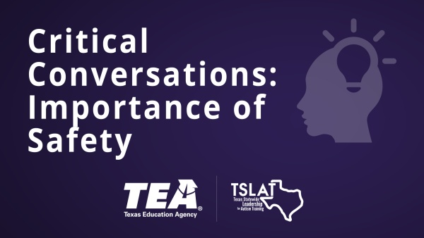 Critical Conversations: Importance of Safety