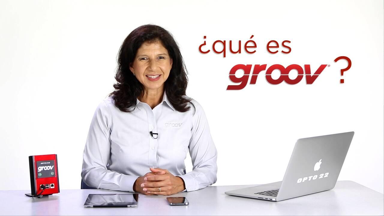 ¿Qué es groov?