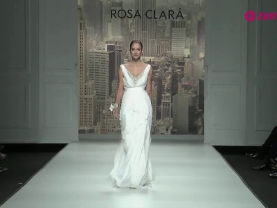 Défilé Rosa Clará 2015