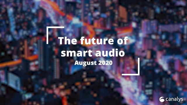 Midweek Matters: The future of smart audio