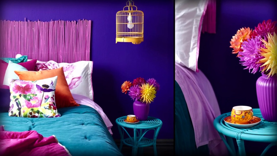 Habitat TV Video: Add some sparkle to your bedroom