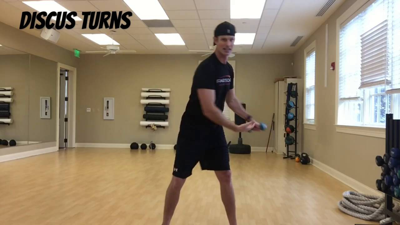 Workout to Improve Golf Performance