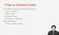 Helpful Hints on Taking Contracts Exams thumbnail