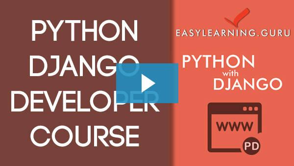 Python Django video Image