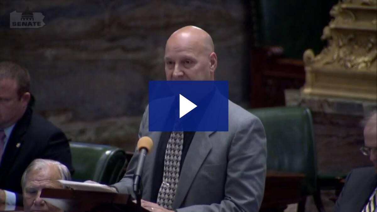 June 23 - Constitutional Amendment for Voter ID (SB735); Mastriano