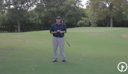 Easy Distance Control for a Pitch Shot