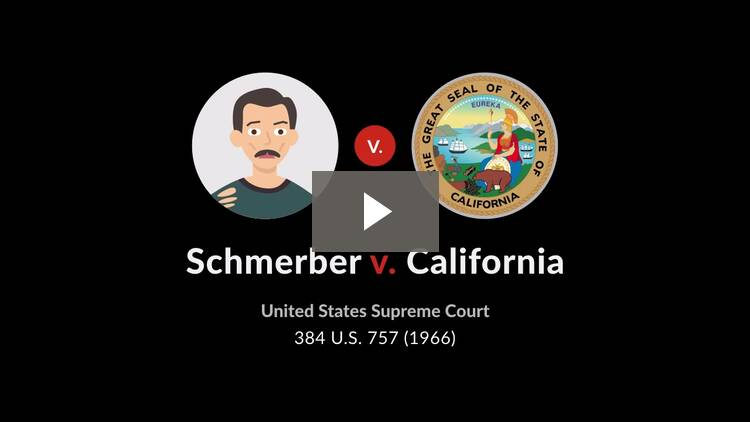Schmerber v. California