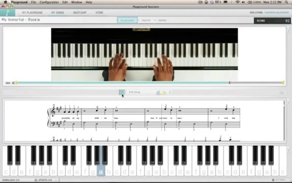 Evanescence my immortal origin piano tutorial (sheet) youtube.