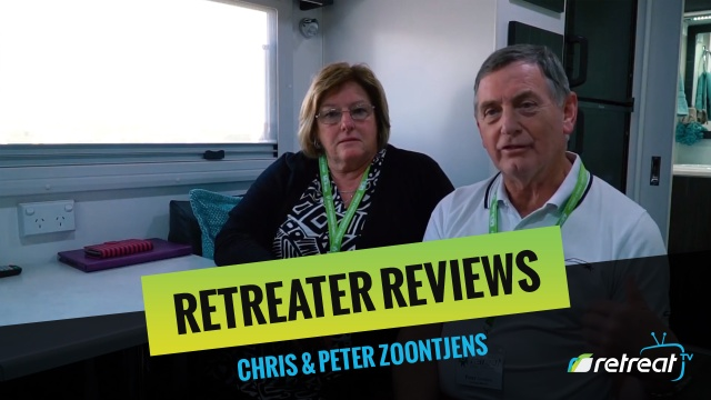 Retreater Review – Chris & Peter Zoontjens