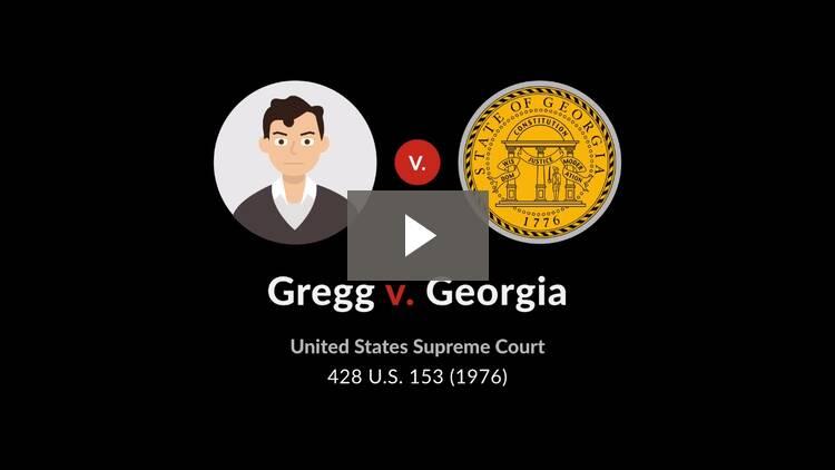 Gregg v. Georgia