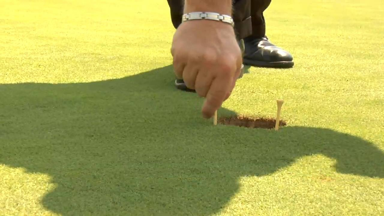 Improve Your Speed Control On The Putting Green