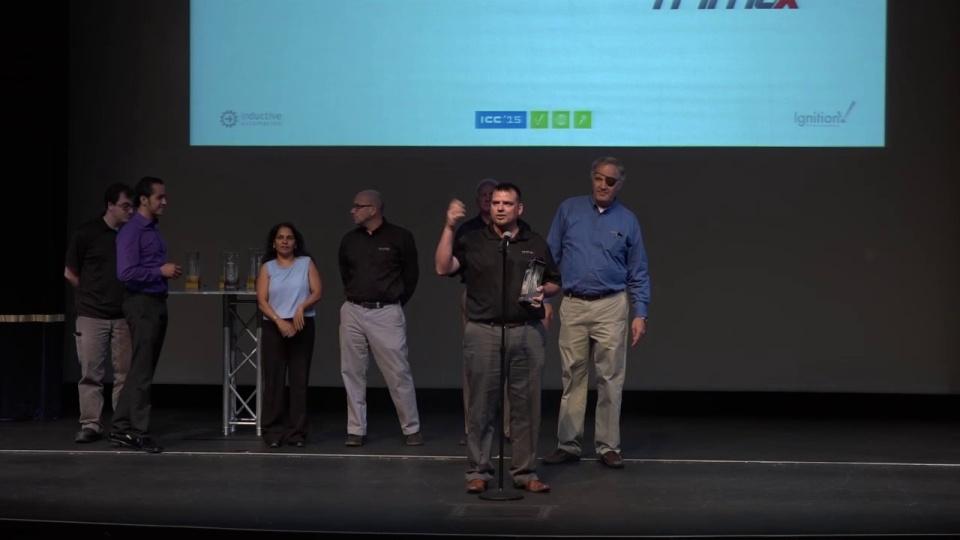 Firebrand Awards Ceremony