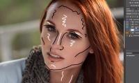 Thumbnail for Retouching / Kaitlyn - Dodge & Burn