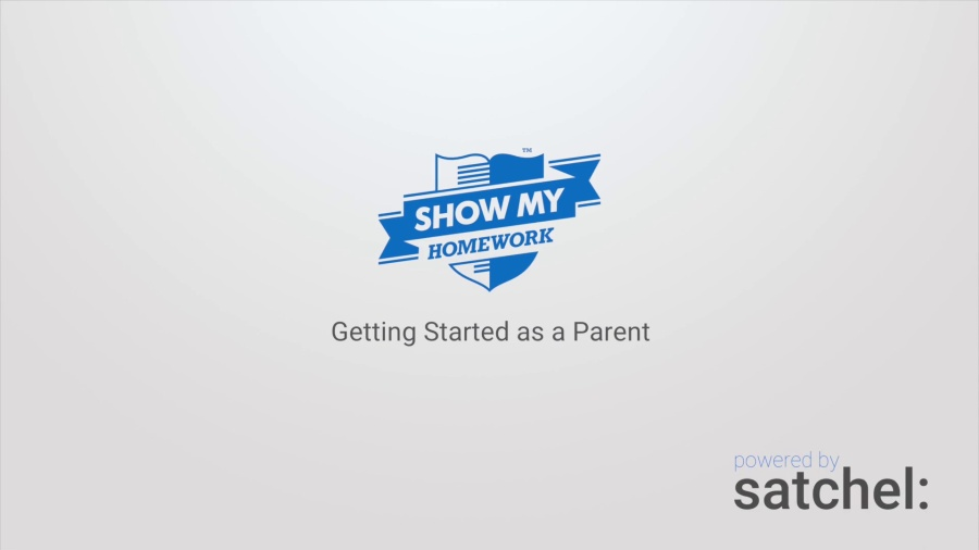 Getting started as a Parent