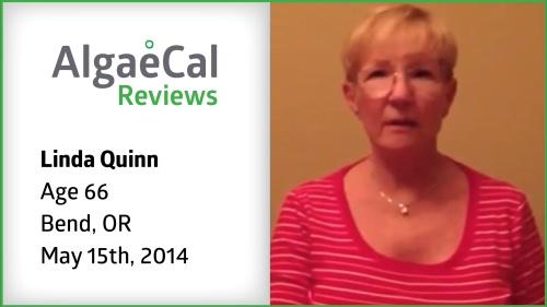 Testimonial thumbnail portrait of Linda Quinn