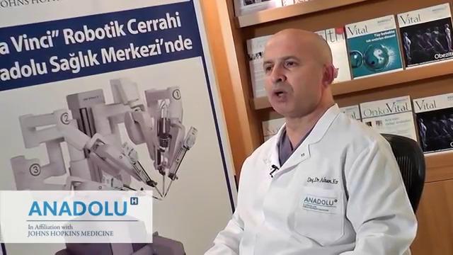 Robotik cerrahi göğüs cerrahisinde hangi alanlarda kullanılıyor?