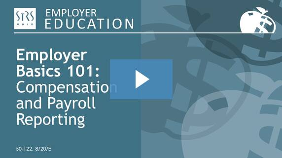 Thumbnail for the 'Employer Basics 101: Compensation and Payroll Reporting' video.