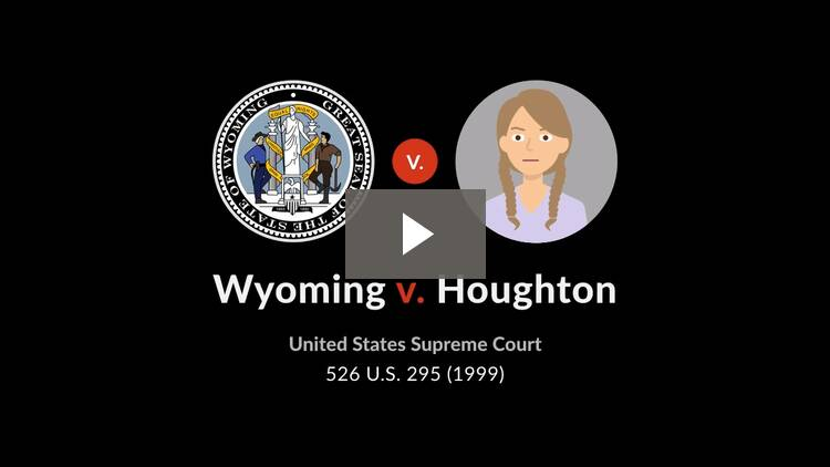 Wyoming v. Houghton