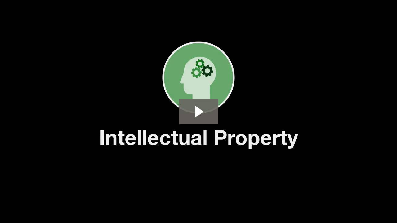 Welcome to Intellectual Property
