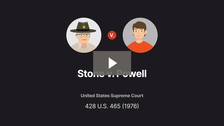 Stone v. Powell