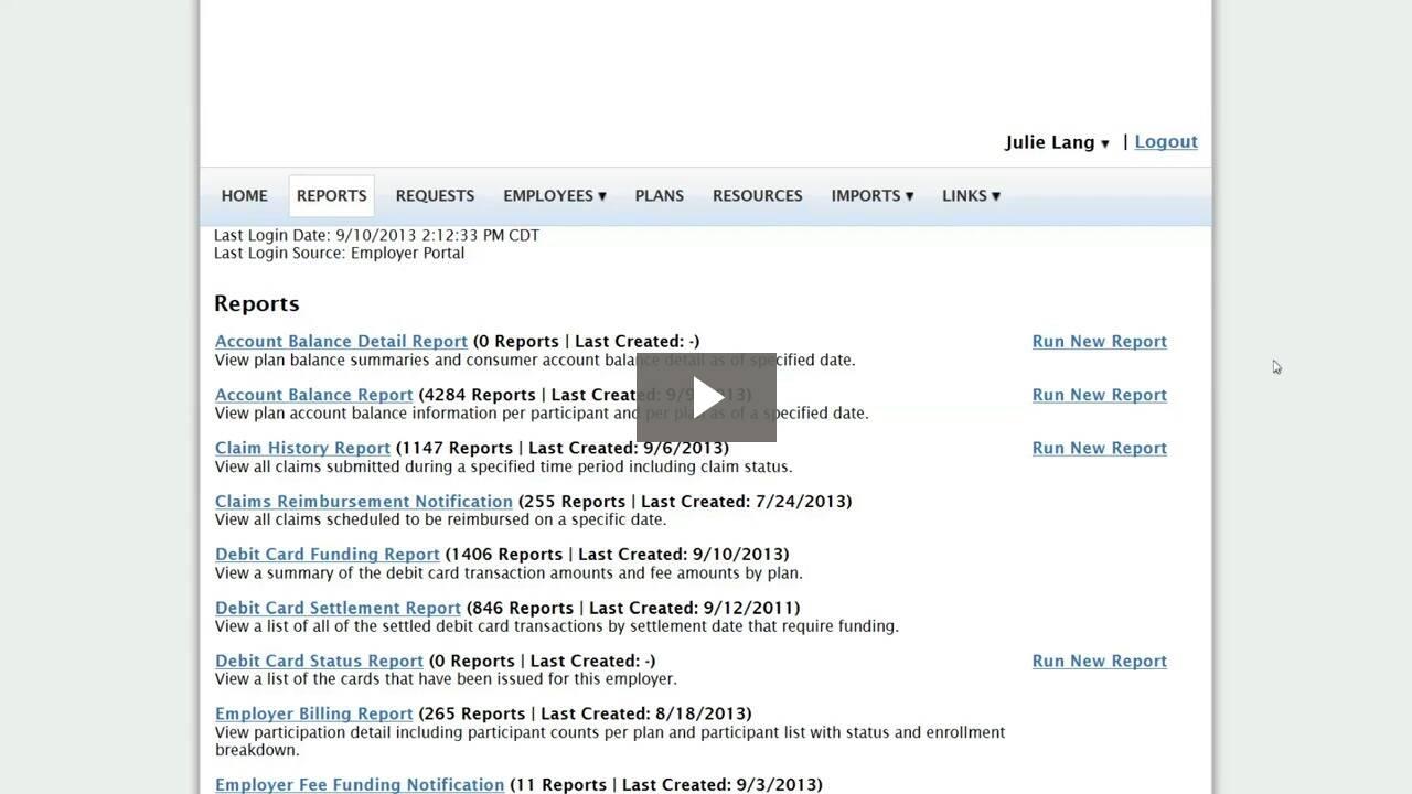 Online Portal Guide